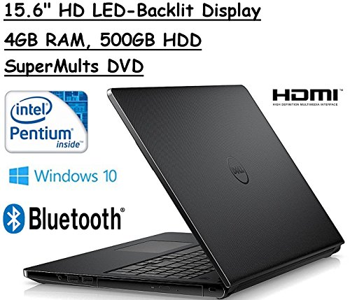 Dell 15 6 Inches Performance LED Backlit Quad Core