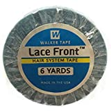 Fita Adesiva Azul Lace Front 6 Yards Walker Tape Original !!
