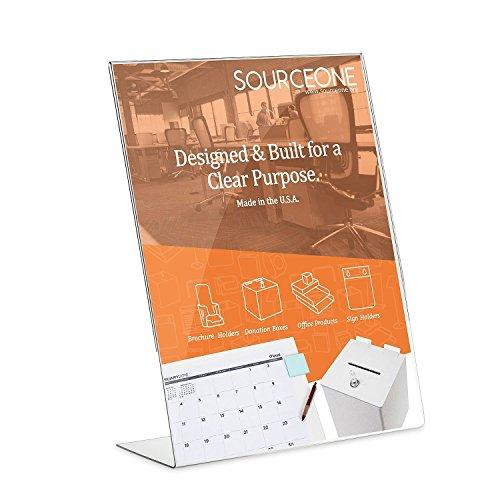 Clear Plastic Paper Holder Amazon Com