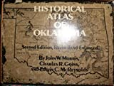 Historical Atlas of Oklahoma, Morris, Ting, 0806113596