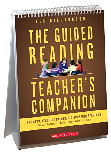 1338163450 - The Guided Reading Teacher's Companion: Prompts, Discussion Starters & Teaching Points
