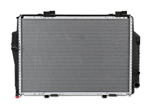 Benz 32 Amg Slk Mercedes (Radiator - Cooling Direct For/Fit 2651 98-03 Mercedes-Benz CLK-Class 430/55 4.3/5.5L SLK 320/32 3.2L)