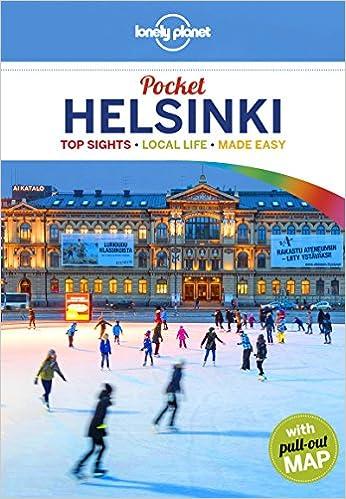 1st Edition Lonely Planet Pocket Helsinki 1st Ed.