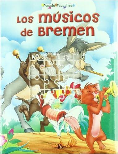 Los Músicos de Bremen (Puzzle Favoritos)