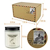 CREASHINE Candles Gifts for Women, Natural Soy