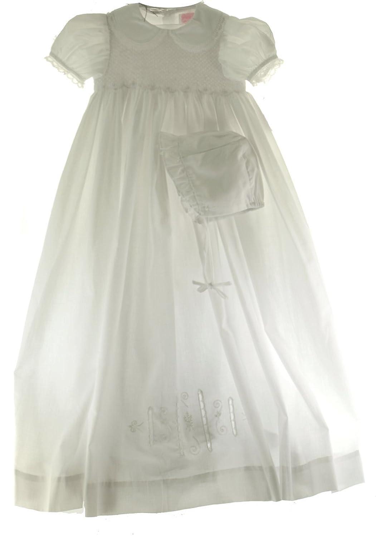 Amazon.com: Petit Ami Baby-girls Smocked Dress: Infant And Toddler ...