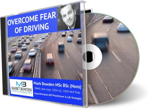 Fear Driving Hypnosis destination effectively product image