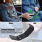 Seatbelt Adjuster, FAOTUR Comfort Seat Belt