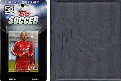sale retailer ad39b e10e9 MLS Toronto FC Licensed 2013 Topps Team Set and Storage ...