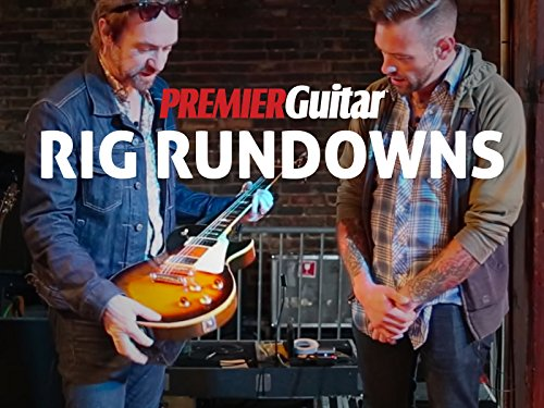 Premier Guitar Rig Rundown on Amazon Prime Video UK