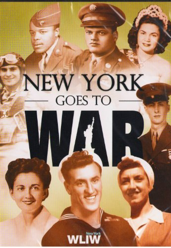 New York Goes To War : PBS : 2 Disc Box Set : Innocense Lost , Road To Victory , The Soldier And His Sweetheart , The Tanker , The Prisoner Of War , The Thunderbolt Maker , The V-J Day Kissers , The Marine ()