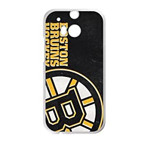 Boston Bruins Hockey Design Fashion Comstom Plastic case cover For HTC One M8