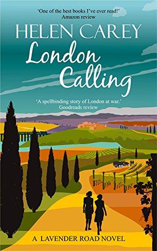 LONDON CALLING (Lavender Road Book - Experimental Wings