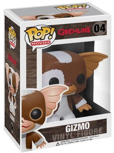 Funko Gremlins Gizmo Pop Vinyl Figure Funko Pop! Movies: 2372 Accessory Toys & Games