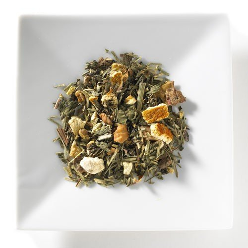 Mighty Leaf Ginger Twist (Mighty Leaf Tea Ginger Twist, 1-Pound Bag)