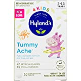 Hyland's 4 Kids Tummy Ache Tablets, Natural Relief