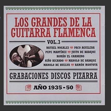 Various Artists - Grabaciones Discos Pizarra - Los Grandes ...