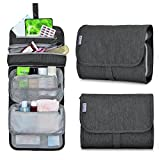 Mountaintop Travel Toiletry Kit, Toiletry Bags,Organizer Cosmetic Bag£¬9.5 x2 x7.5 inch-5929
