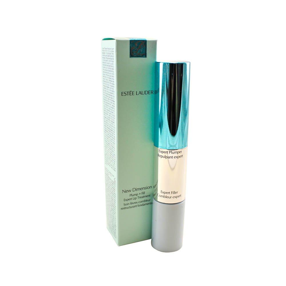 Estee Lauder New Dimension Plump & Fill Expert Lip Treatment for Women, 0.33 Fluid Ounce