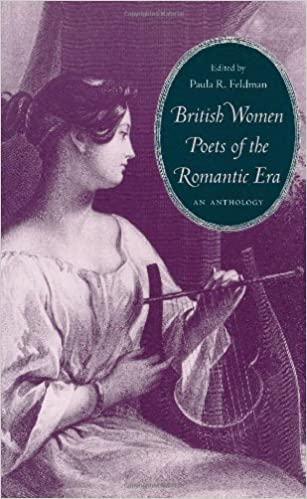 British Women Poets of the Romantic Era: An Anthology