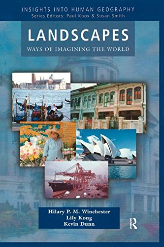 Landscapes: Ways of Imagining the World (Insights Into Human Geography)