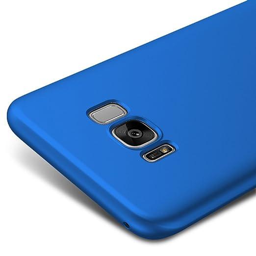 35 opinioni per Blu Ultra Sottile Custodia Cover Case Per Samsung Galaxy S8+ / S8 Plus 6,2
