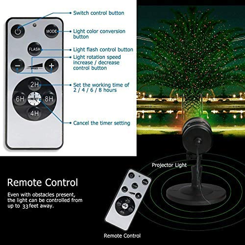 Outdoor Powerful Laser Light Projector in US - 9