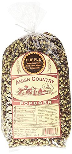 Amish Country Popcorn (2 Pound Bag)