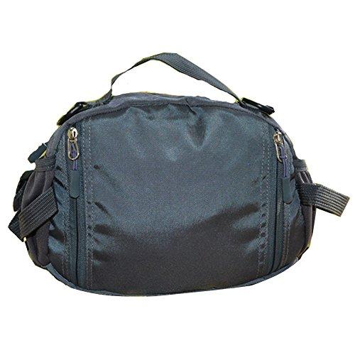 De nailon con GSPStyle Unisex Mochila de manga corta para hombre bolsas de actividades al aire libre Sport para el hombro de mujer Camping senderismo y bolsa de verde - gree