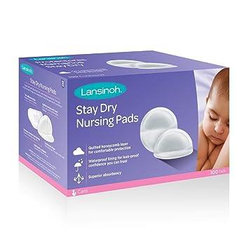 Amazon.com: Lansinoh - Almohadillas de lactancia desechables ...