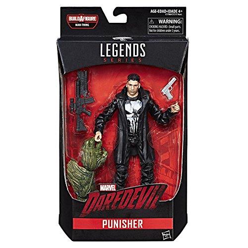 Marvel Knights Legends Series Punisher, 6-inch