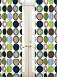 Sweet Jojo Designs 2-Piece Designer Dot Modern Window Treatment Panels Review