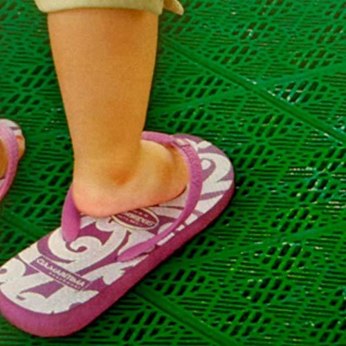 ANTIHUMEDADES Loseta ventilada para Suelos de Piscina, duchas de Jardin, baños, vestuarios y terrazas: Amazon.es: Jardín