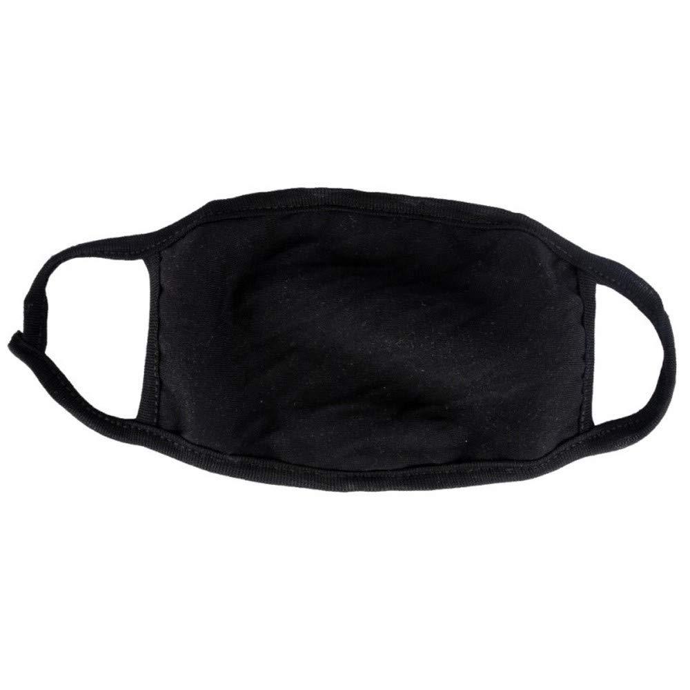 JPJ(TM)1pcs Men Women Hot Fashion Healthy 3 Layers Cycling Anti-Dust Cotton Mouth Face Mask Respirator