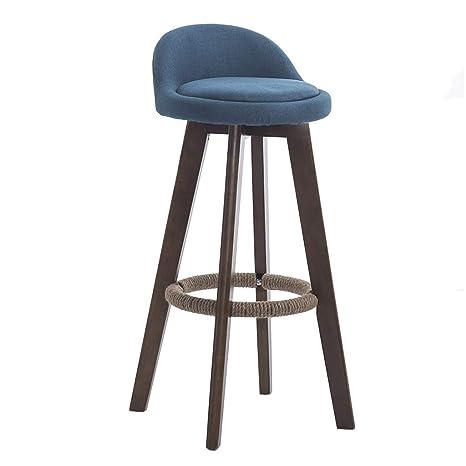 Admirable Amazon Com Gy Wooden Bar Stool 3600 Rotation Bar Chair Beatyapartments Chair Design Images Beatyapartmentscom