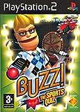 GIOCO SONY PS2 BUZZ! THE SPORTS QUIZ