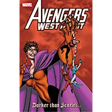 Avengers West Coast: Darker Than Scarlet (Avengers West Coast (1985-1994))