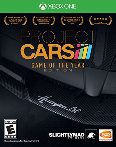 Project Cars [game Of The Year] (Best Cheap Project Cars)