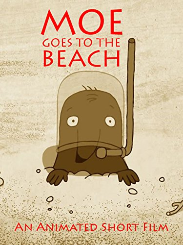 Moe Goes To The Beach : An Animated Short Film