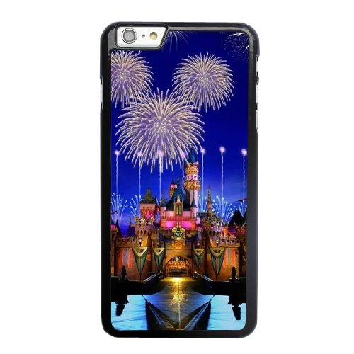 Coque,Coque iphone 6 6S 4.7 pouce Case Coque, Disneyland Paris 20Th Anniversary Cover For Coque iphone 6 6S 4.7 pouce Cell Phone Case Cover Noir