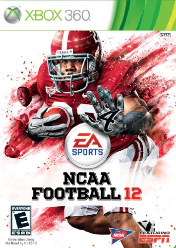 NCAA Football 12 - Xbox 360 by Electronic Arts