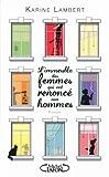 vignette de 'Immeuble des femmes qui ont renoncé aux hommes (L') (Karine Lambert)'