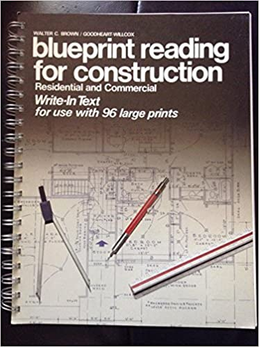 Buy blueprint reading for construction residential and commercial buy blueprint reading for construction residential and commercial write in text book online at low prices in india blueprint reading for construction malvernweather Image collections