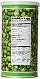 Hapi Hot Wasabi Peas, 9.9-Ounce Tins