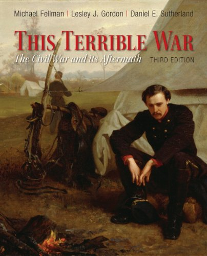 This Terrible War:Civil War+Its After..