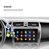Android 6.0 Car Stereo 9 inch Capacitive High Definition GPS Navigation Bluetooth USB Player 1G DDR3 + 16G NAND Memory Flash for VW Passat Golf MK5 MK6 Jetta T5 EOS Polo Touran Seat ML-CKVW92
