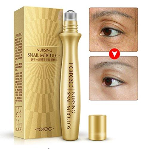 Shouhengda 24K Golden Remove Dark Circle Wrinkle Collagen Firming Eye Cream Serum Repair