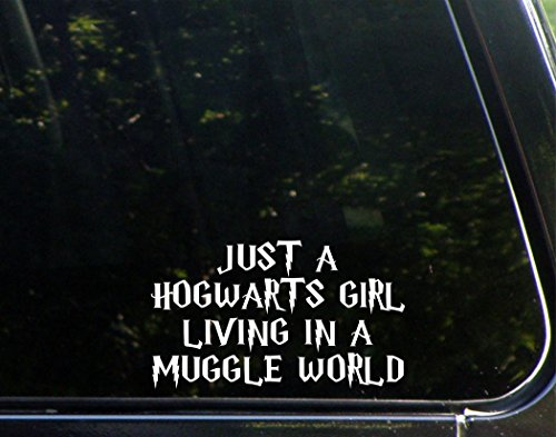 Just A Hogwarts Girl Living In A Muggle World - 6 1/2