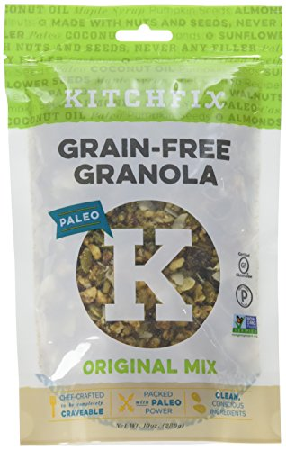 Kitchfix Granola Grain Free Original product image
