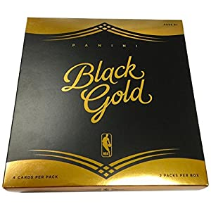 2015-16 Panini Black Gold Basketball Hobby Box